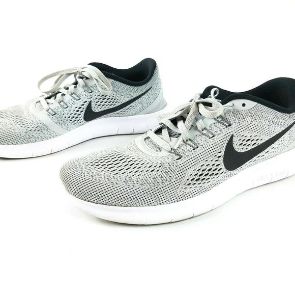 Size Men's RN Nike Free Shoes 11 Gray 5 Athletic XnwPOk80